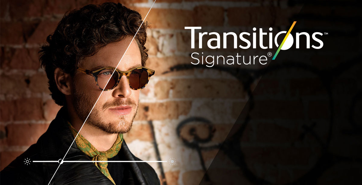 transitions signature logo